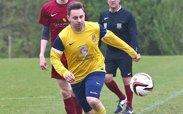 FC Team's Mitch Young