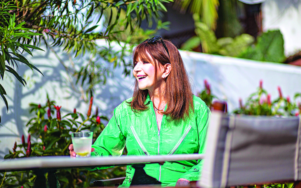 Dr Miriam Stoppard was one of eight celebrities who travelled to Kochi, India in The Real Marigold Hotel