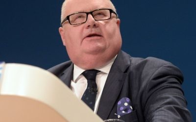 Sir Eric Pickles   (Photo credit: Ben Birchall/PA Wire)