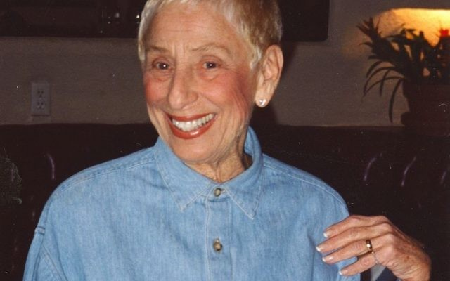 Leah Adler, the mother of film director Steven Spielberg, has died aged 97. (Photo credit: Amblin Partners/PA Wire)