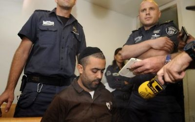 Shlomo Pinto, of Kiryat Ata, was sentenced on Monday.