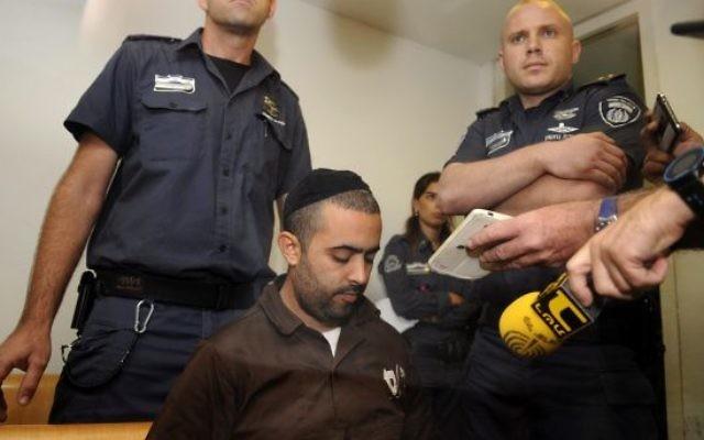 Shlomo Pinto, of Kiryat Ata, was sentenced on Monday.
