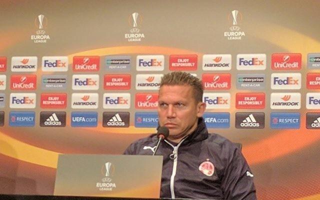 Hapoel Be'erSheva coach Barak Bachar was proud of his side's European campaign