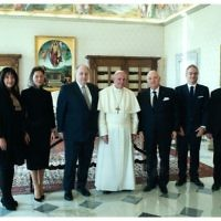 EJC Meeting with the Pope