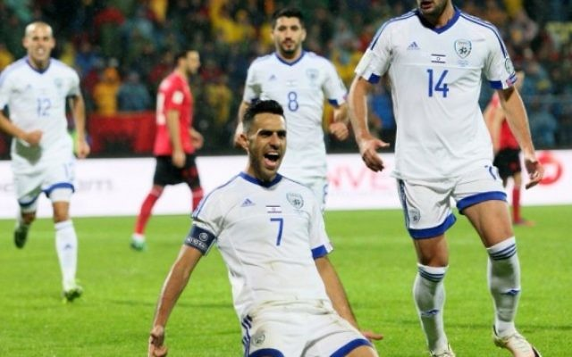 Israel could be banned from taking part in future 2018 World Cup qualifiers