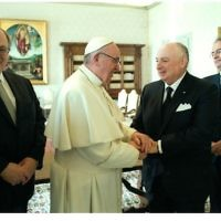 Kantor and the Pope