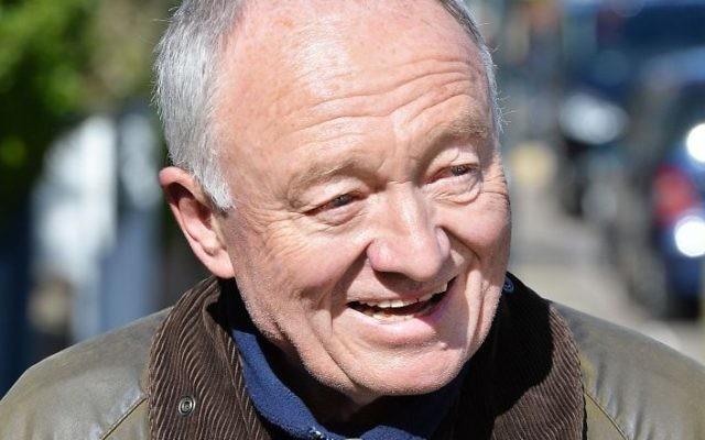 Former Mayor of London Ken Livingstone