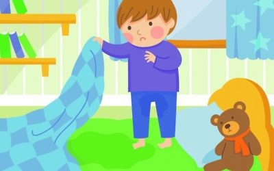 Bed wetting can be embarrassing for small children. Dr. Ellie answers your questions on the topic...
