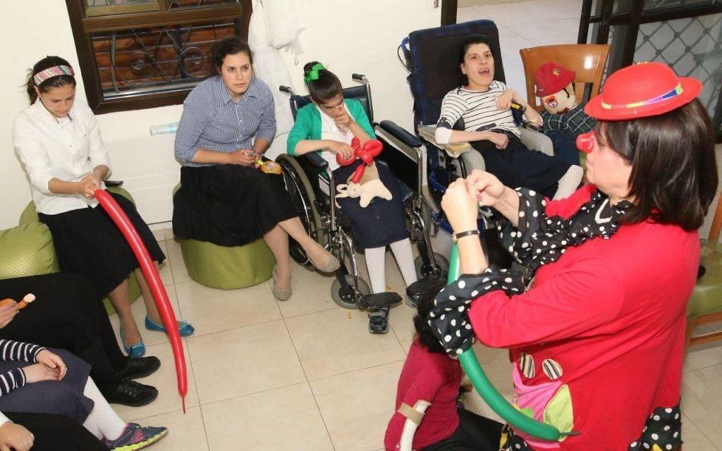 Purim can be a tough time for sensory-sensitive kids