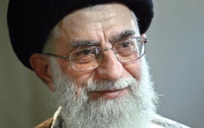 Supreme leader Khamenei