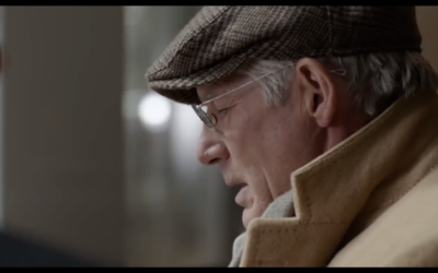 Screenshot of Richard Gere as Norman Oppenheimer