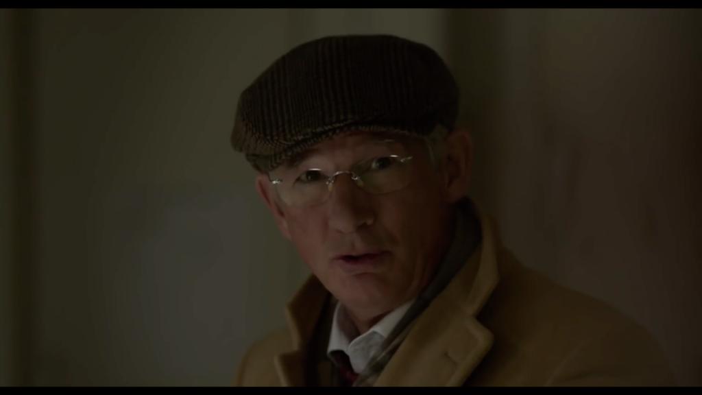 Screenshot of Richard Gere as Norman Oppenheimer