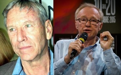 Amos Oz and David Grossman have both been longlisted for the Man Booker International Prize 2017