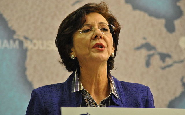 Rima Khalaf, the commission's chief, resigned because of UN Secretary General Gutteres' pressure to remove the report, according to Reuters.