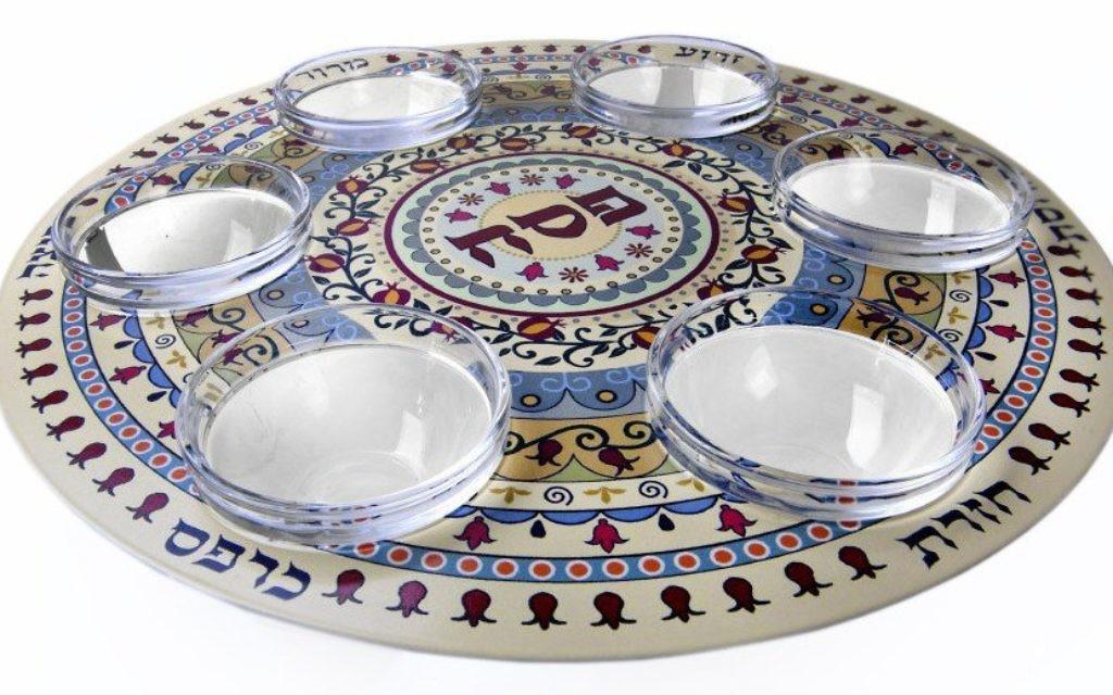 Thai seder plate