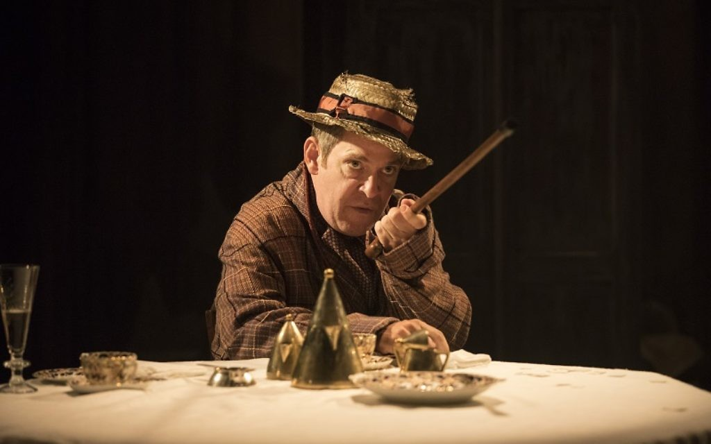 Tom Stoppard stars in Travesties at Apollo Theatre