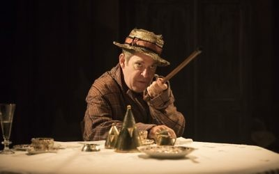Tom Stoppard stars in Travesties at Apollo Theatre