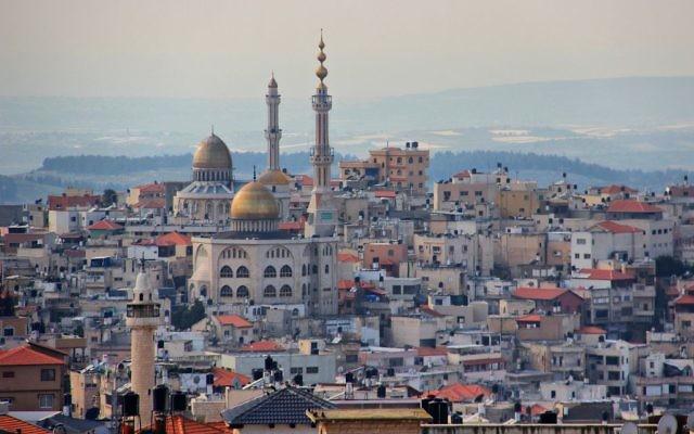 Umm al-Fahm is the third largest Arab city in Israel