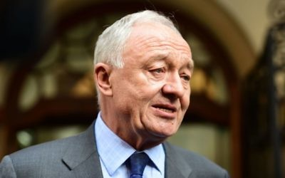 Ken Livingstone (Photo credit: Lauren Hurley/PA Wire)