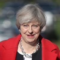 Prime Minister Theresa May    (Photo credit: Chris Radburn/PA Wire)