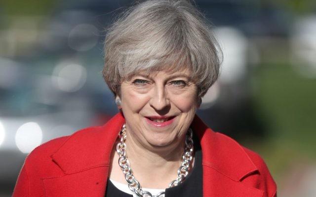 Prime Minister Theresa May    (Photo credit: Chris Radburn/PA Wire)