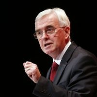 Labour shadow chancellor John McDonnell   Danny Lawson/PA Wire
