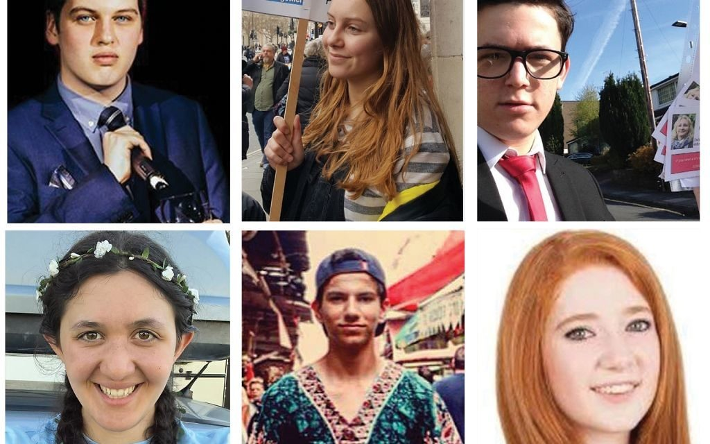 Eighteen Under 18 We Reveal The Young Jewish Leaders On The Rise