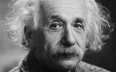 One of the smartest ever Jews, Albert Einstein