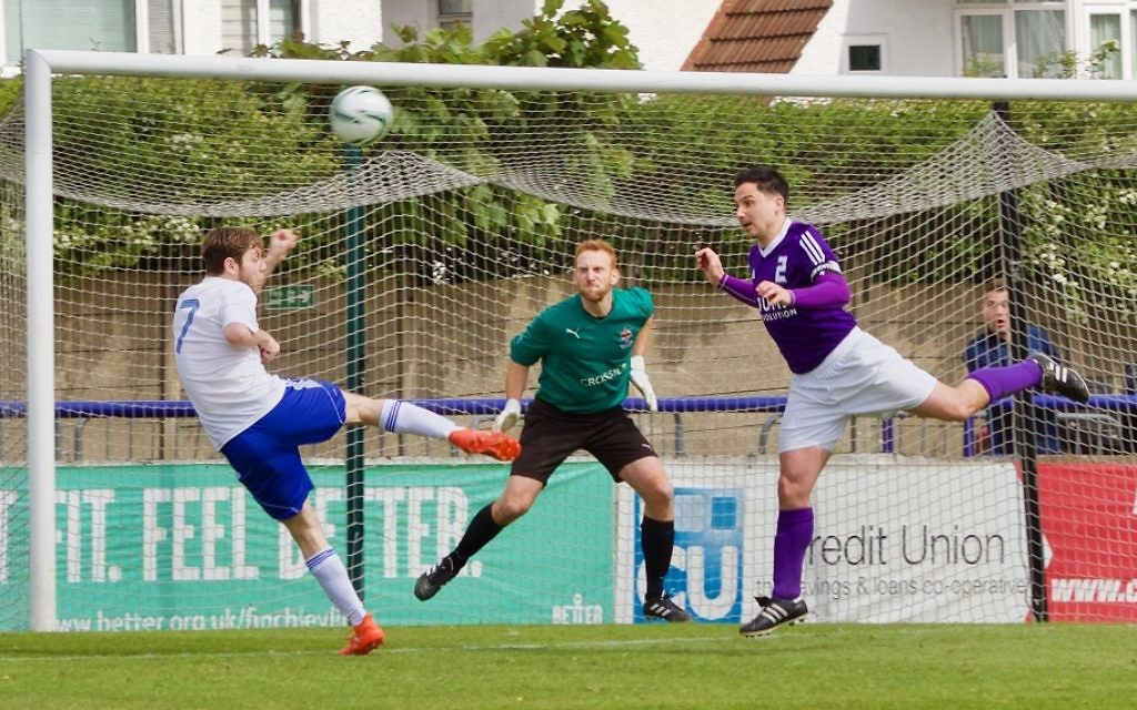 Faithfold's title charge halted by Reiss Mogilner hat-trick
