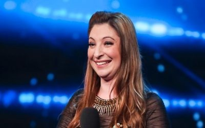 Impressionist Jess Robinson wowed the judges on Britain's Got Talent