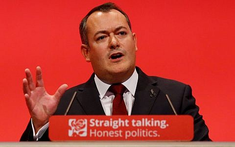 Michael Dugher, who was a Labour member for 30 years and an MP for seven