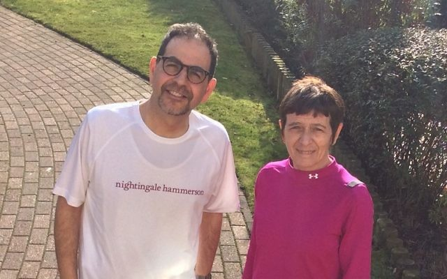 Nightingale Hammerson's Andrew Leigh and Cathy Buckingham