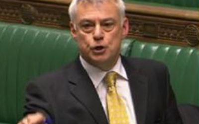 Former MP David Ward is a Lib Dem candidate once again