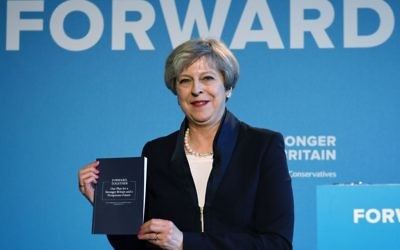 Theresa May introduced sweeping changes to social care in the Conservative manifesto