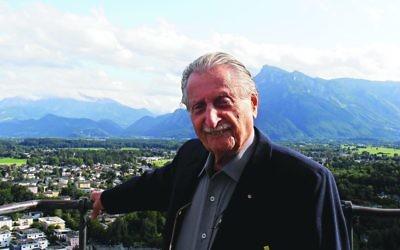 Survivor in Salzburg, Marko Feingold