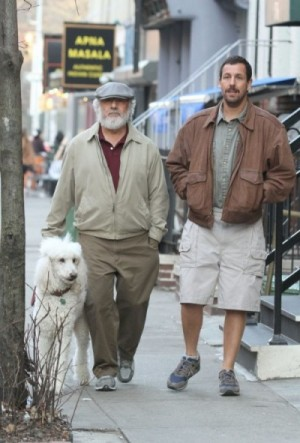 Dustin Hoffman and Adam Sandler going to Cannes in May