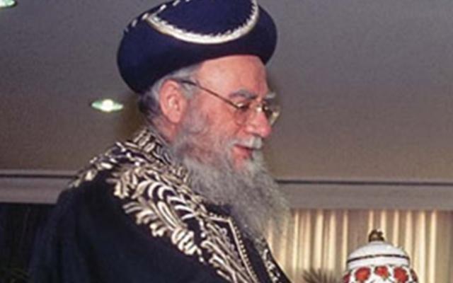Eliyahu Bakshi Doron