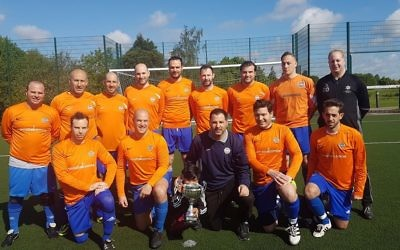 North London Raiders have already won the Division One Masters title