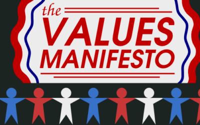 The values manifesto