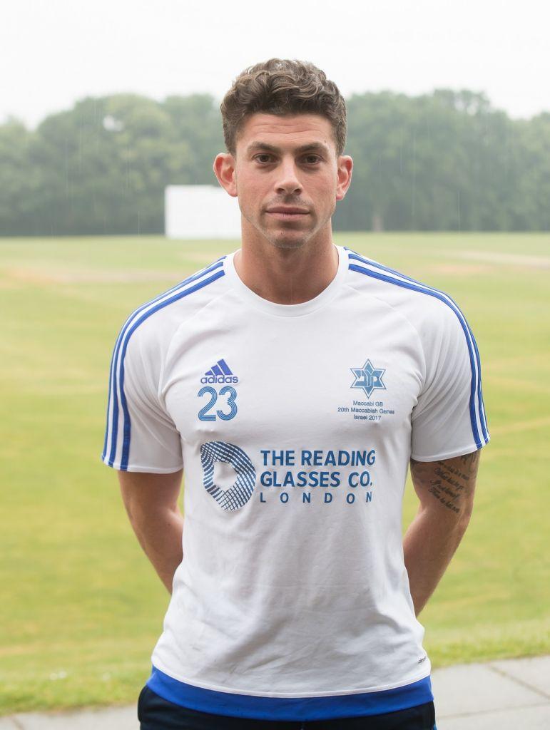 Team GB captain Mitch Hahn
