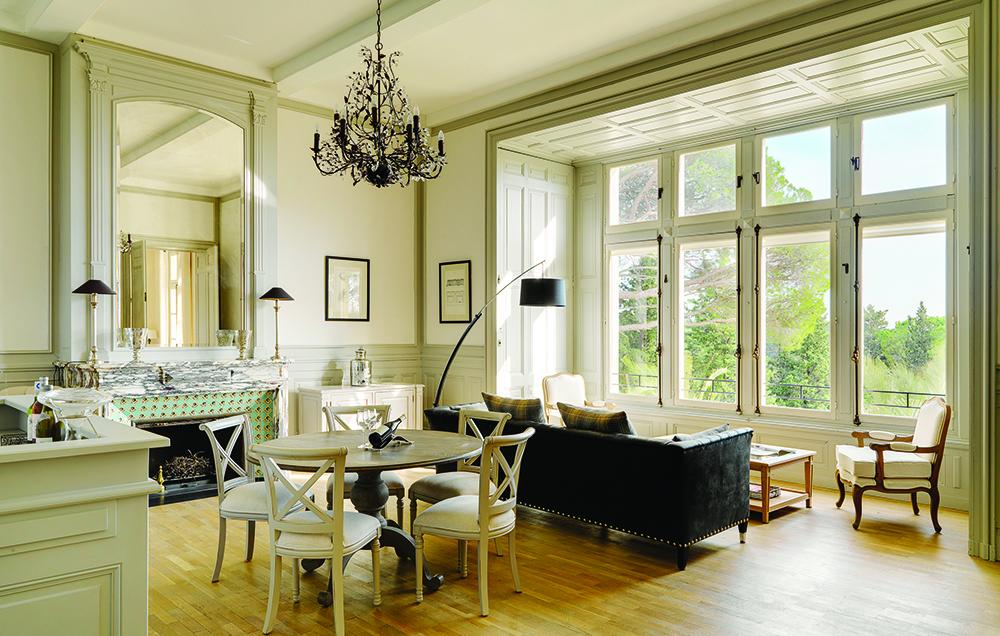 Le Grand Salon, living room