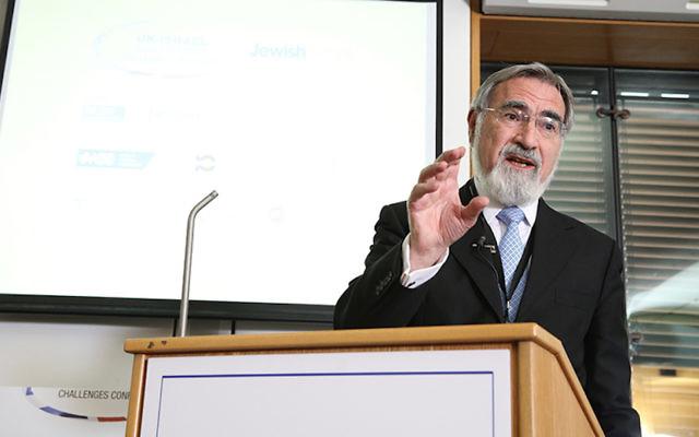 Rabbi Lord Sacks