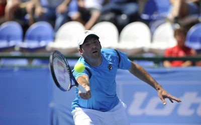 Erlich has made it through to the last eight of the doubles tournament at the Antalya Open