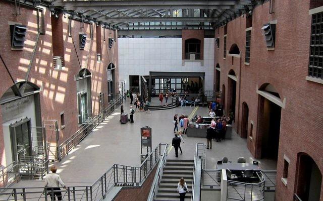 United States Holocaust Memorial Museum,