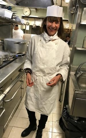 Cooking with Venice's top chefs at Do Forni
