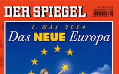 Der Spiegel front page