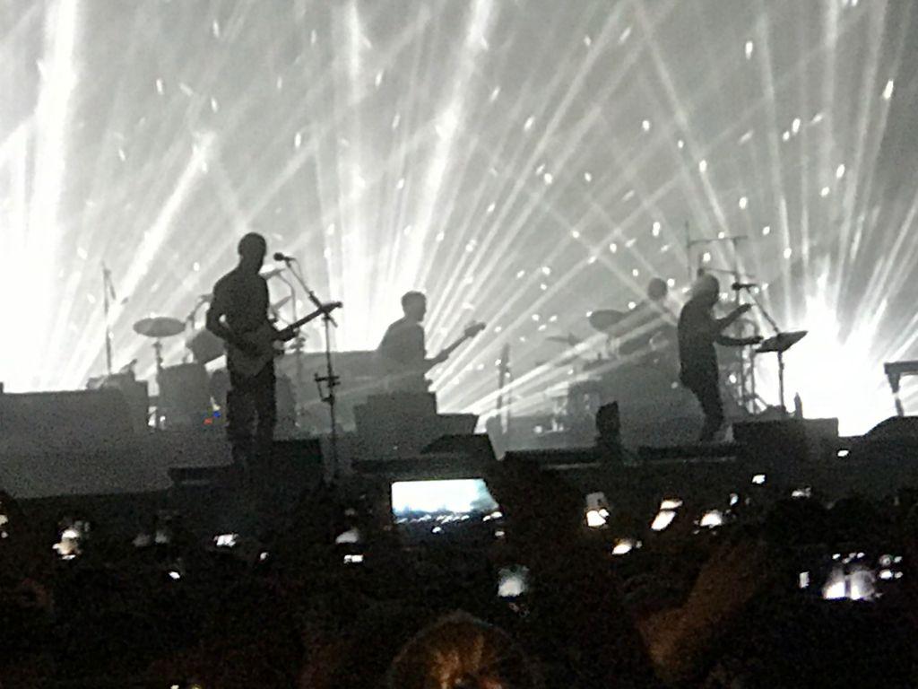 Radiohead in full flow in Tel Aviv