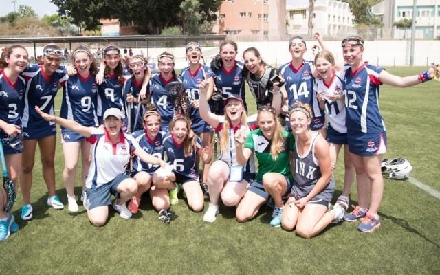 The junior lacrosse team have reached the final