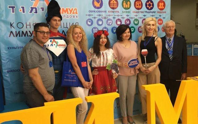 Participants at Limmid FSU in Moldova