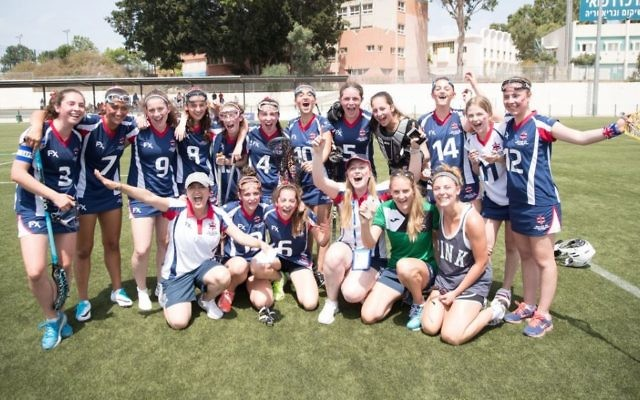 GB's Lacrosse team will be going for gold having won their semi-final on Monday